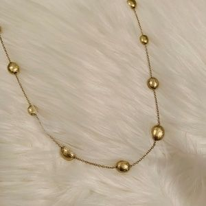 Jewelry - Gold Medallion Necklace